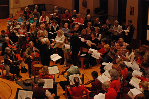 Community SING of Handel's Messiah 2007
